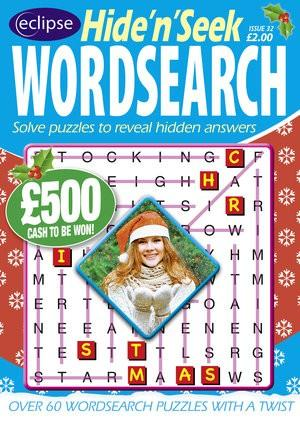Take A Breaks Hide N Seek Wordsearches magazine