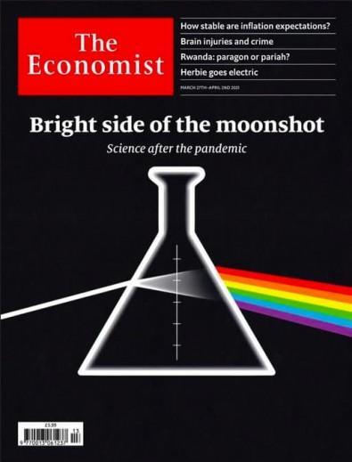 The Economist magazine cover