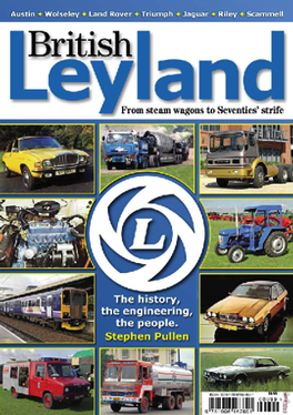 British Leyland cover