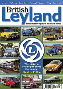 British Leyland magazine