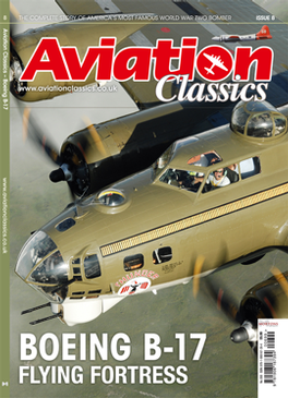 B 17 Flying Fortress magazine