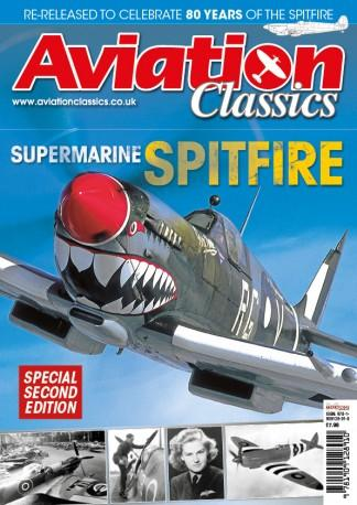 Supermarine Spitfire reprint cover
