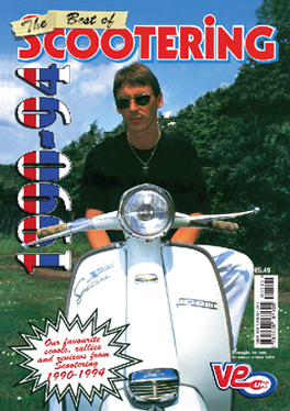 Best of Scootering 1990-94 cover