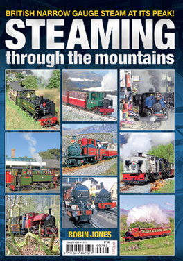 Steaming through the Mountains cover