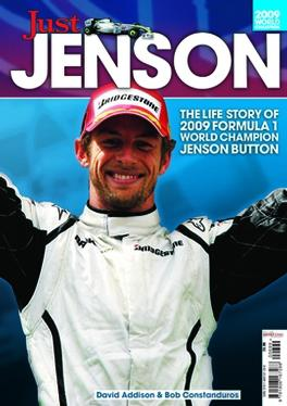 Just Jenson cover