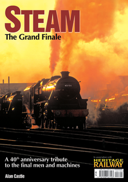 Steam - Grand Finale cover