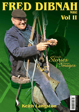 Fred Dibnah Vol 2 cover