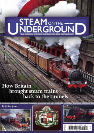 Steam on the Underground cover