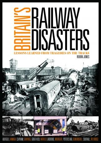 Britain's Railway Disasters cover