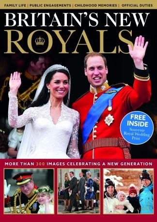 Britain's New Royals cover