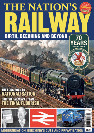 The Nation's Railway cover