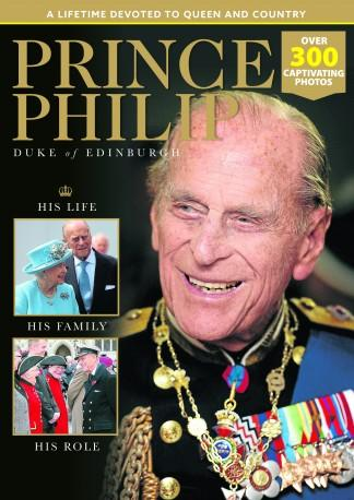 Prince Philip cover
