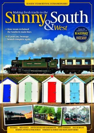 Sunny South & West cover