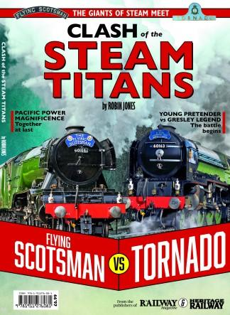 Clash of the Steam Titans cover