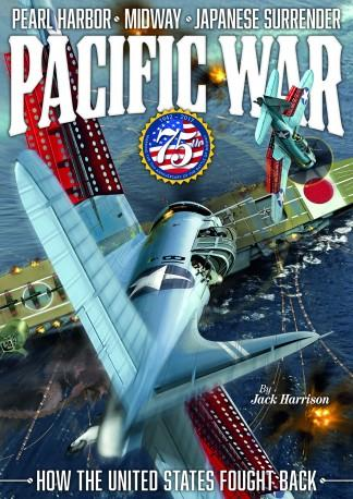 Pacific War cover