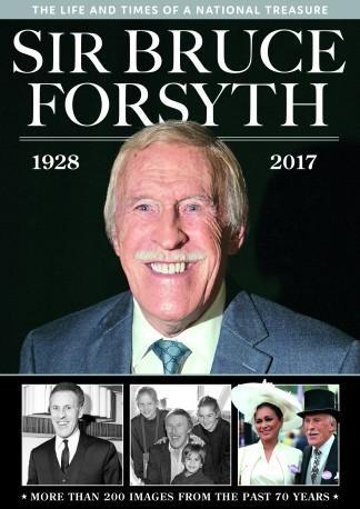 Sir Bruce Forsyth cover