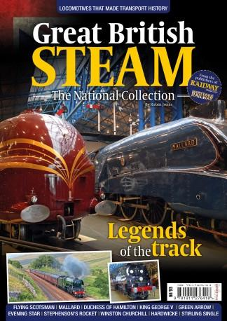 Great British Steam: The National Collection cover