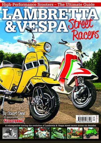 Lambretta & Vespa Street Racers cover