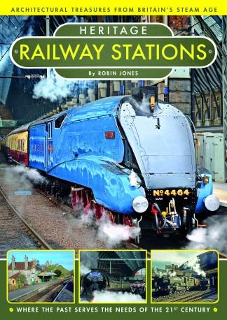 Heritage Railway Stations cover