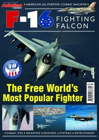 F-16 Fighting Falcon cover