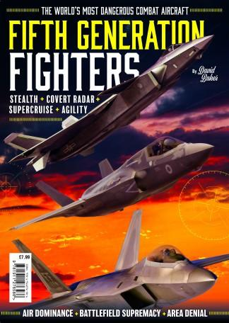 Fifth Generation Fighters cover