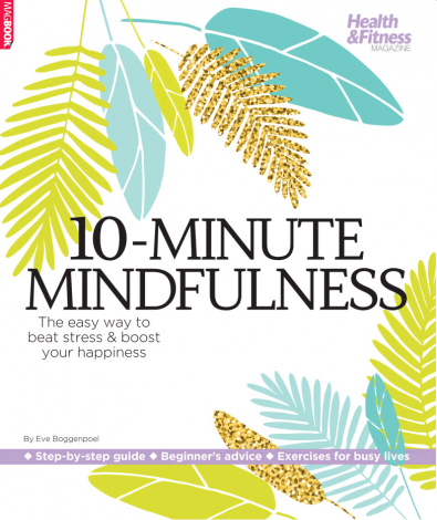 10-Minute Mindfulness cover