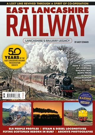 East Lancashire Railway cover