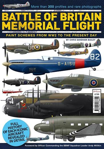 Battle of Britain Memorial Flight cover