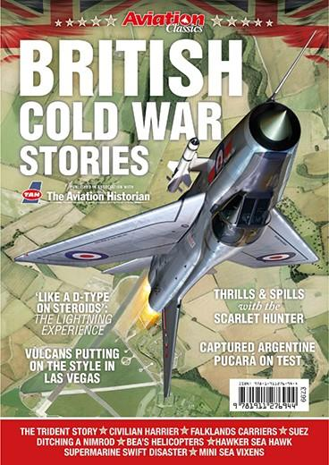 British Cold War Stories cover