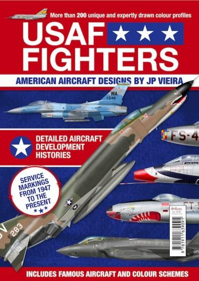 USAF Fighters cover