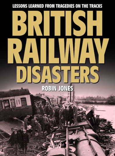 British Railway Disasters cover