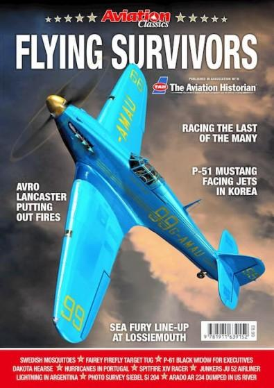 Flying Survivors cover