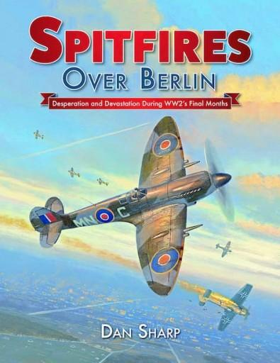 Spitfires Over Berlin cover