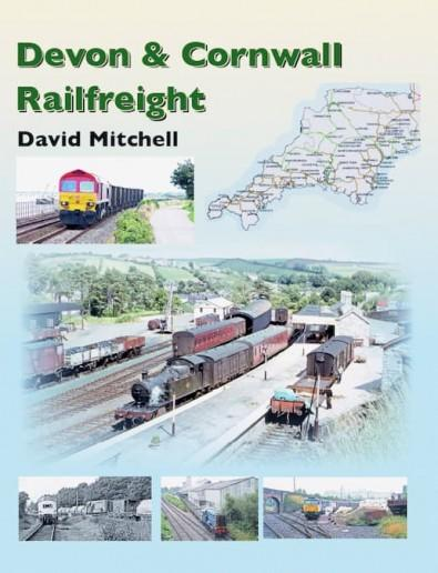 Devon & Cornwall Railfreight cover
