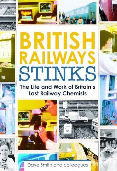 British Railways Stinks cover