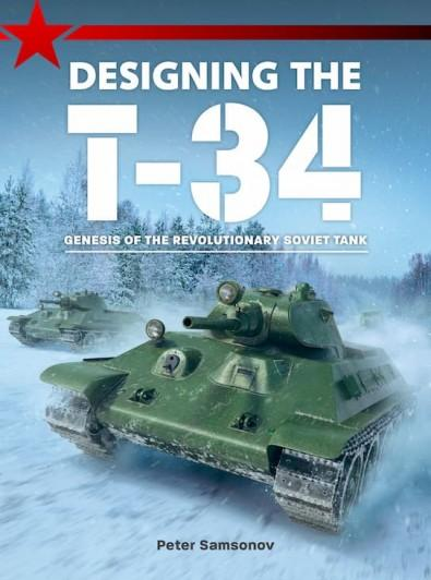 Designing the T-34 cover