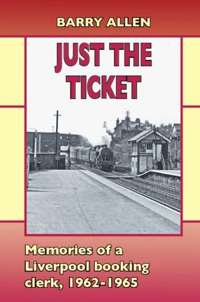 Just the ticket cover