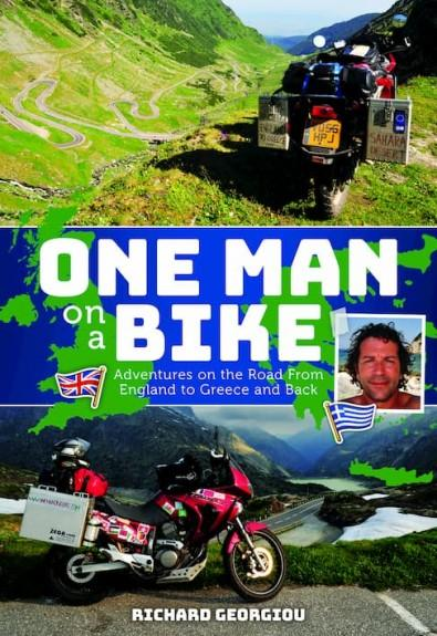 One Man on a Bike cover