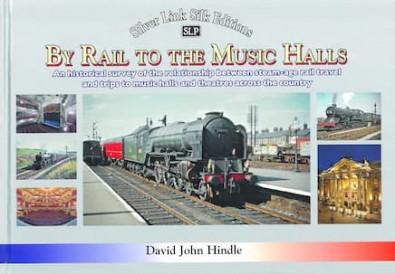 By Rail to the Music Halls cover