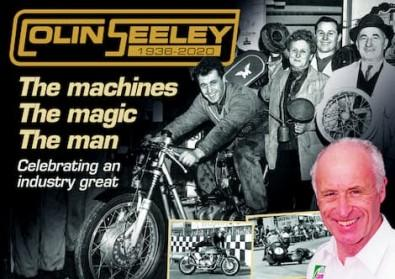 Colin Seeley: The Machines, The Magic, The Man cover