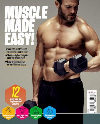 Muscle Made Easy cover