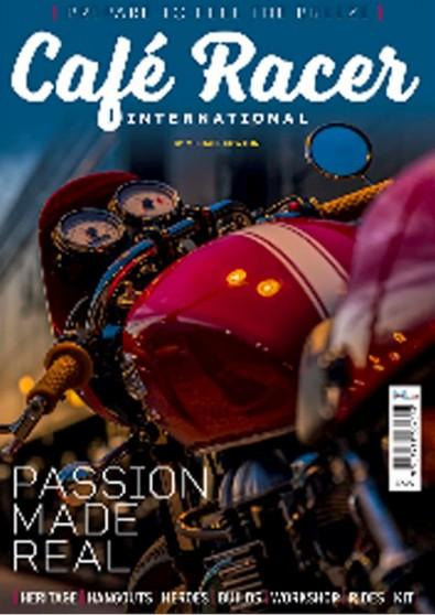 Cafe Racer International cover