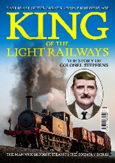 King of the Light Railway cover