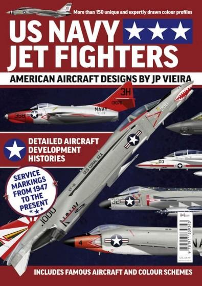 US Navy Jet Fighters cover