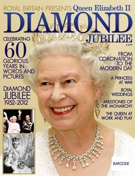 Royal Britain Presents Queen Elizabeth II Diamond Jubilee cover