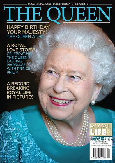 Royal Britain Presents Royal Life magazine cover