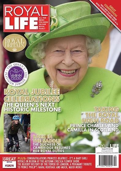 Royal Britain Presents Royal Life magazine cover