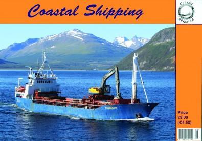 Coastal Shipping magazine cover