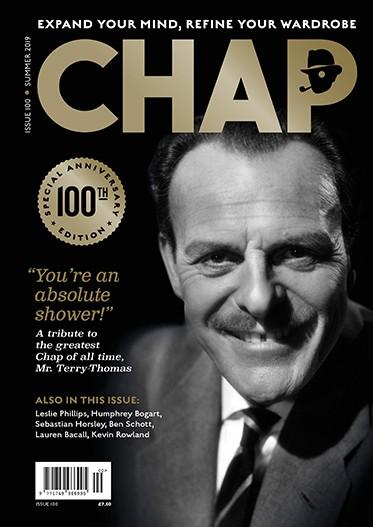 The Chap magazine cover
