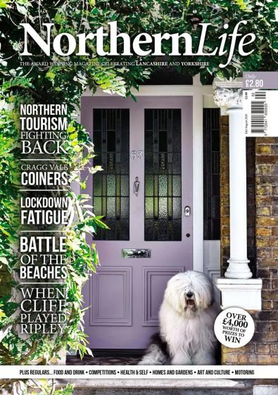 Northern Life magazine cover
